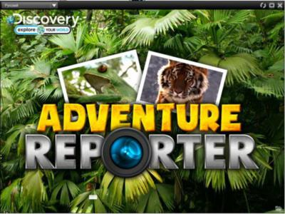 Adventure Reporter Jungle