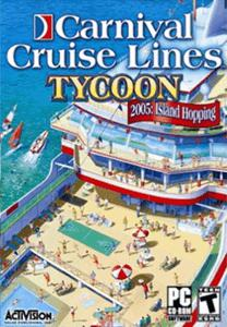 Carnival Cruise Lines Tycoon 2005