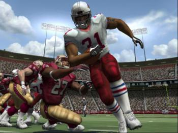 Madden NFL 08 + Rugby 08